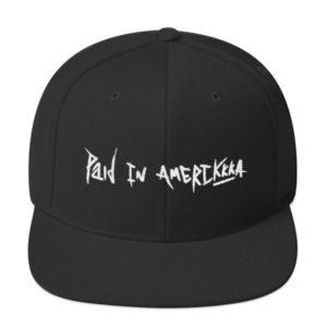 Paid In AmeriKKKa Snapback