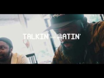 NO FREE LUNCH - TALKIN & EATIN [EPISODE 001]