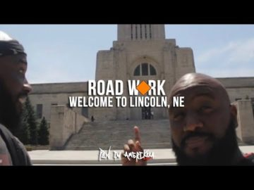 WELCOME TO LINCOLN, NE. - ROAD WORK [EPISODE 001]