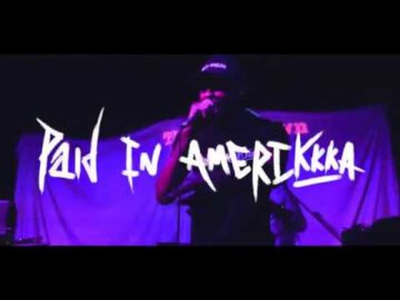 Paid In AmeriKKKa Tour - Atlanta, GA. (RECAP)